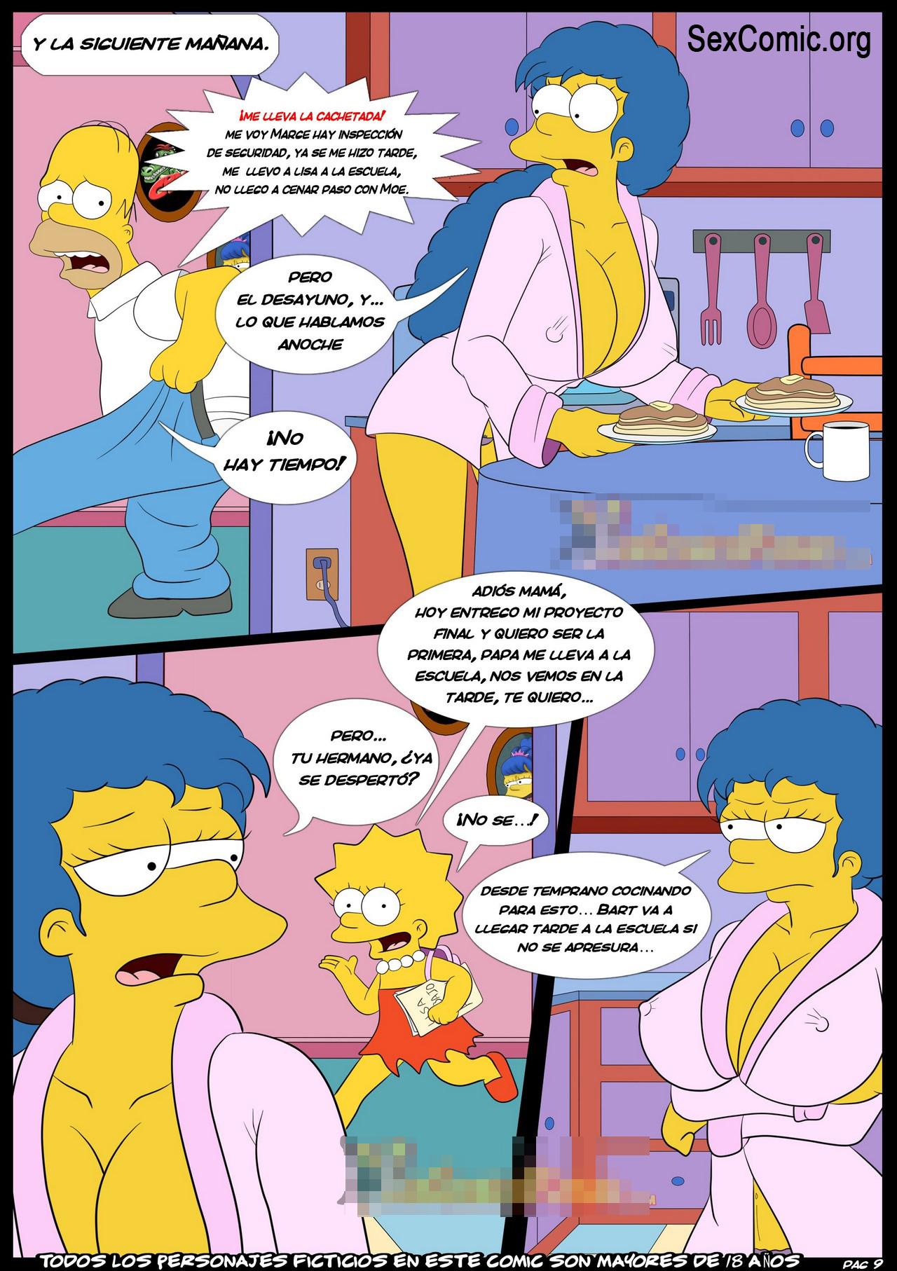 Los Simpsons xxx -incesto-bart-march-follando-cogiendo-sexo-desnuda-video-historieta-comic-los-simpsons-porno-follando-con-mama (10)