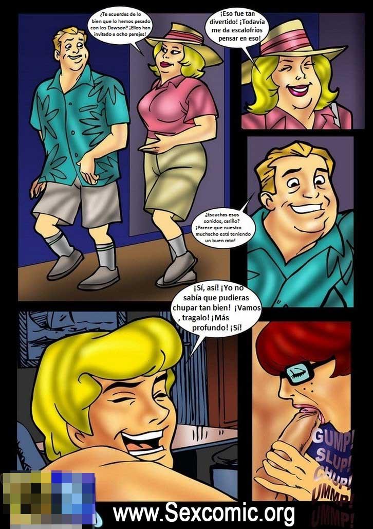Scooby Doo xxx Comic Porno Anime -hentai-comic-porno-historieta-follando-cogiento-tetas-vagina-panocha (20)
