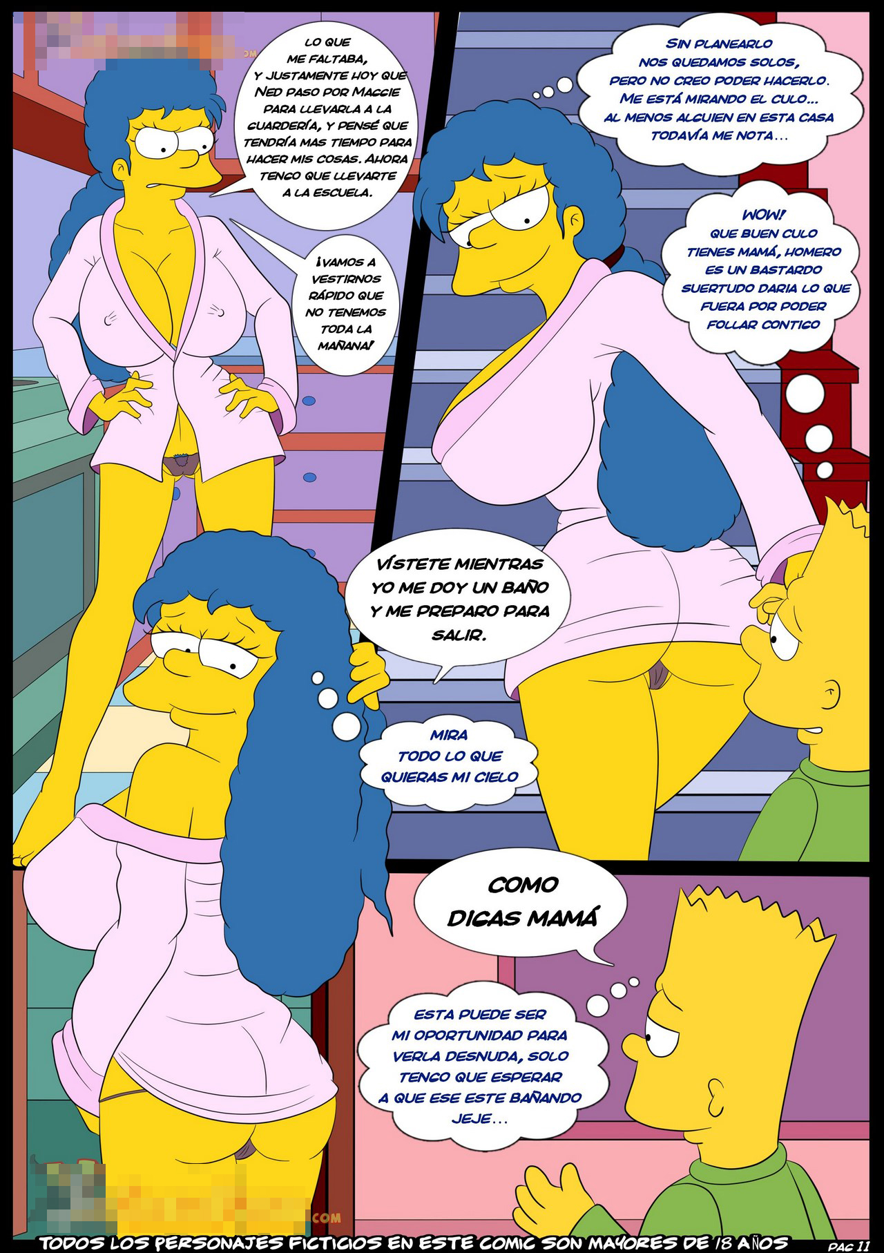 Los Simpsons xxx -incesto-bart-march-follando-cogiendo-sexo-desnuda-video-historieta-comic-los-simpsons-porno-follando-con-mama (12)