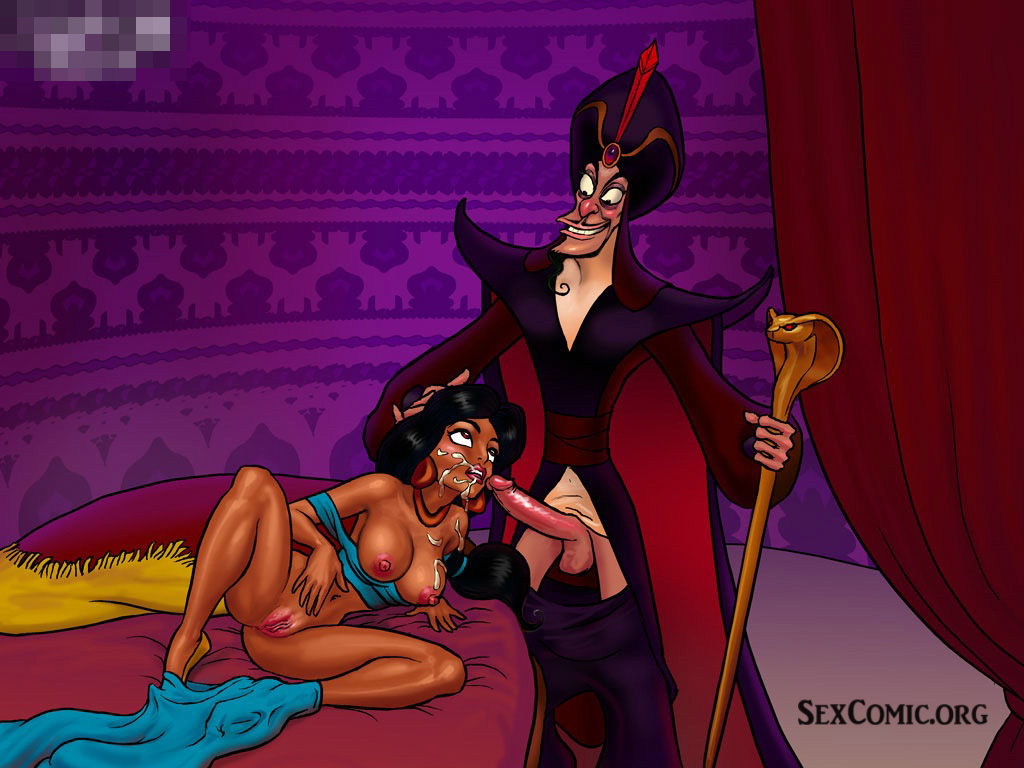 Potentielle jasmine aladdin sex comic
