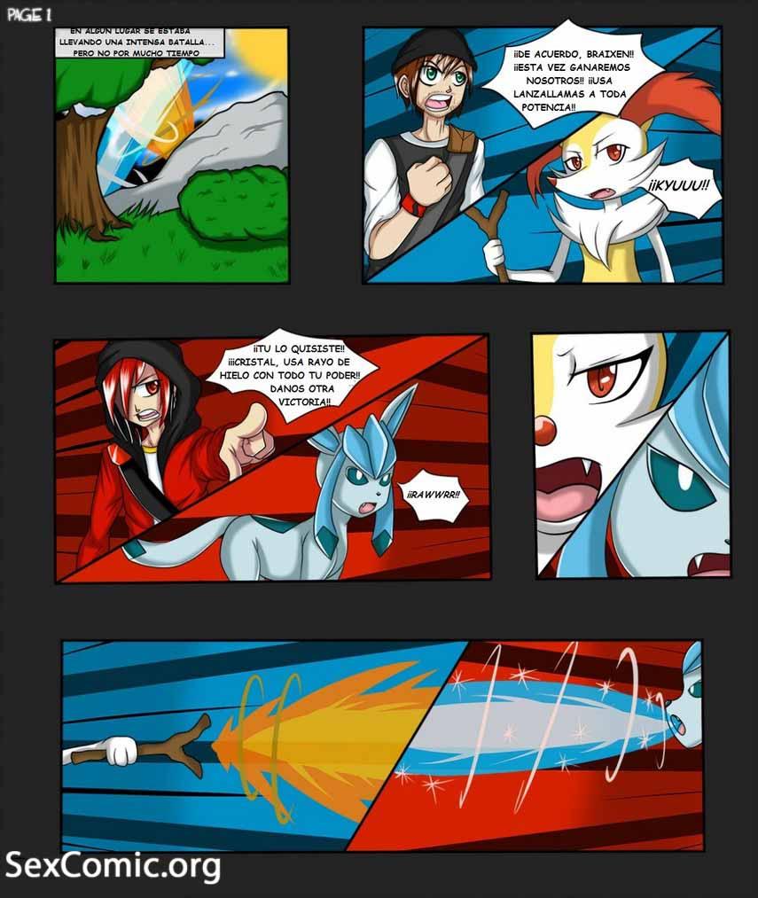 Comic Pokem xxx - Historieta Porno de Pokemons - porno xxx - folladas - cojidas-videos xxx - hentai -mangas xxx (2)