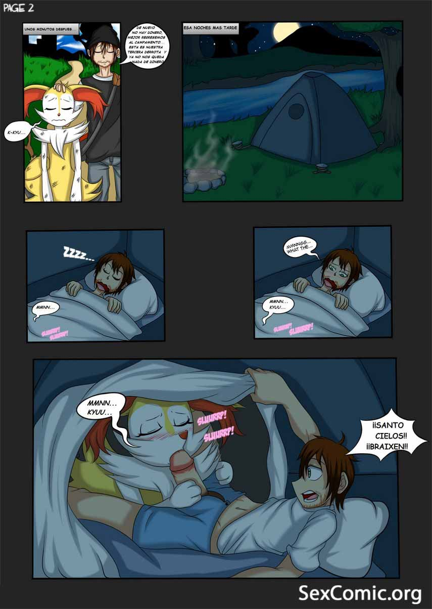 Comic Pokem xxx - Historieta Porno de Pokemons - porno xxx - folladas - cojidas-videos xxx - hentai -mangas xxx (3)