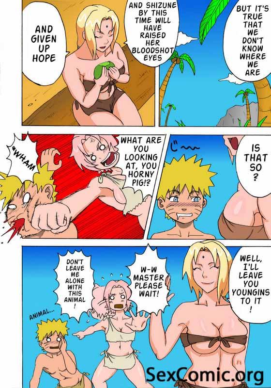 xxx Naruto Follando con la Jokage de Kanoha -porno-naruto-hentai-comics-tetas-tsunade-desnuda-sakura-follando (7)